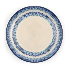 Plate 20 cm Leaf