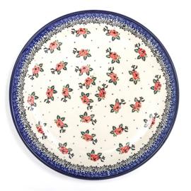Plate 20 cm Tearose