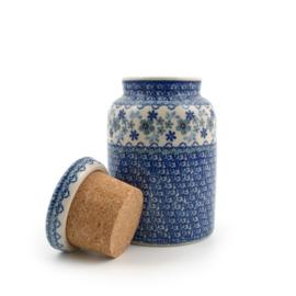 Storage Jar with Cork Lid Harmony