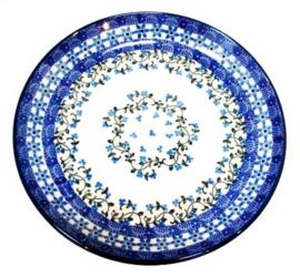 Plate 26,5 cm Vine