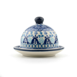 Butter Dish Round small Nautique