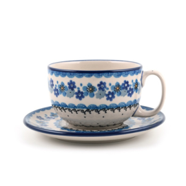 Cup and saucer Fresh 440 ml