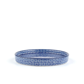 Premium plate 15,7 cm Blue Diamond