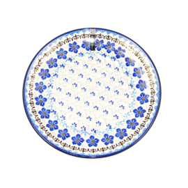 Plate 20 cm Blue Violets