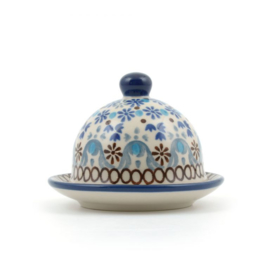 Butter Dish Round small Seville
