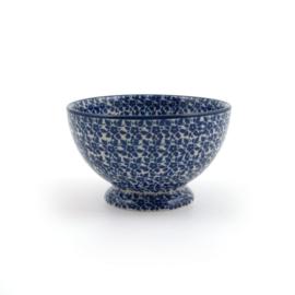 Bowl on foot kommetje op voet Indigo
