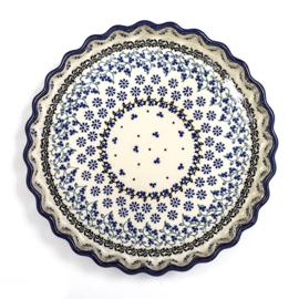 Pie Dish Belle Fleur 19 cm