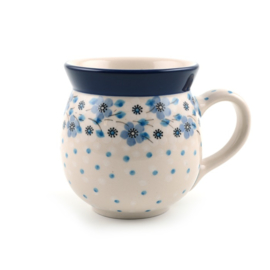 Farmermug Blue White Love 500 ml