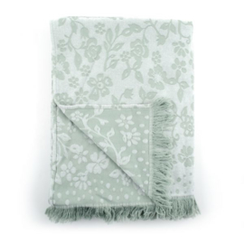 Plaid Summer Breeze 130x170 soft green