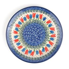 Plate 20 cm Tulip Royal