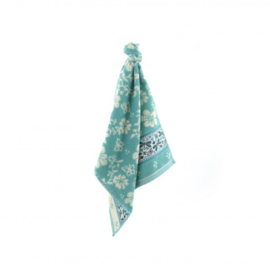 Set Handdoek en theedoek Dragonfly Green