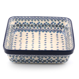 Square Ovendish 3200 ml Winter Garden