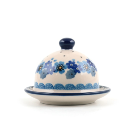 Butter Dish Round small Fresh