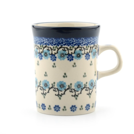 Mug straight Royal Blue