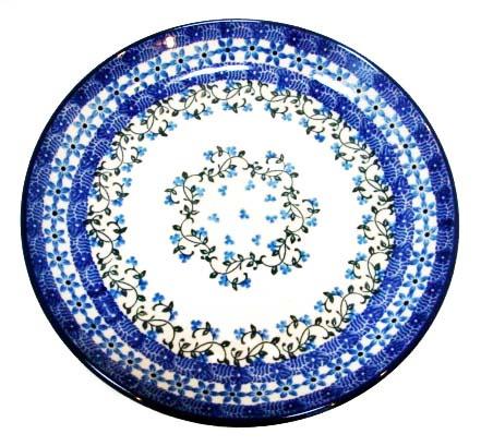 Plate 25,5 cm Vine