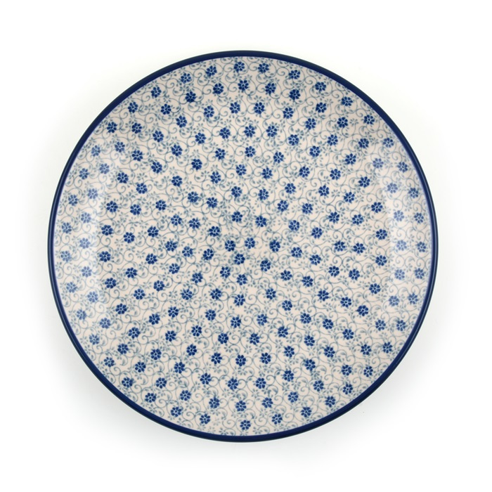 Plate 26,5 cm Flower Fountain