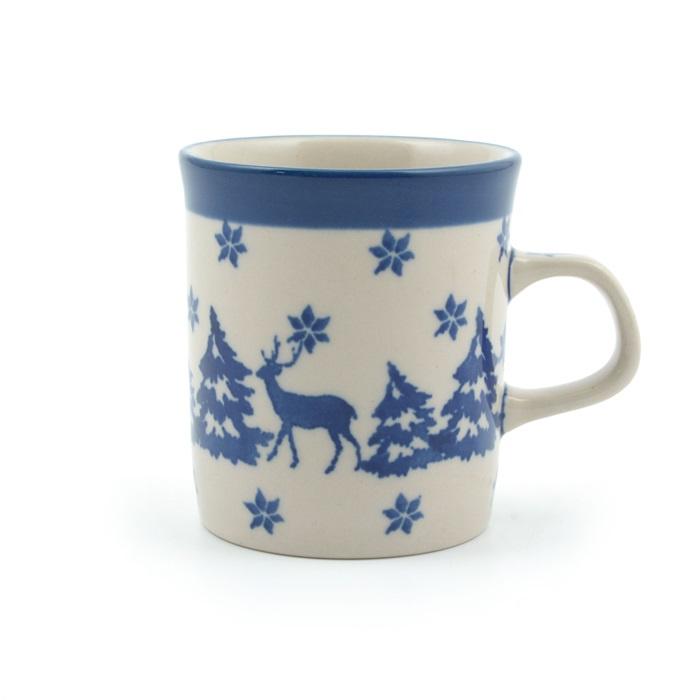 Mug straight Christmas Reindeer