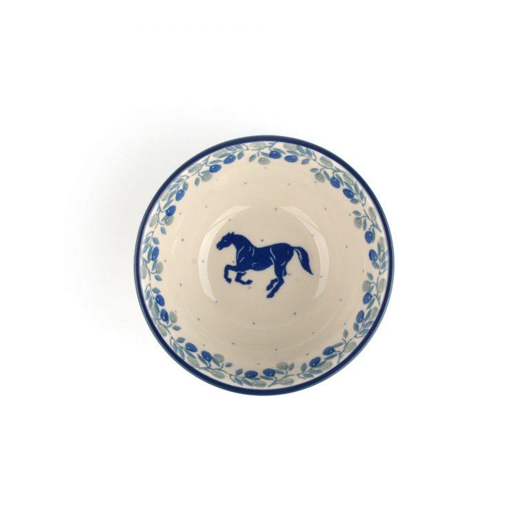 Bowl 250 ml horse paard
