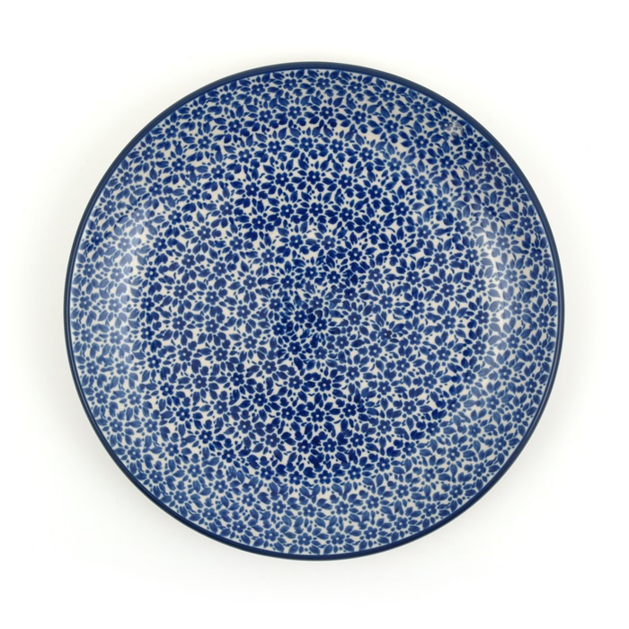 Plate 23,5 cm Indigo
