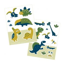 Stickers | Stickervel Dinosaur - 18 stickers