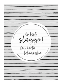 Ansichtkaart | Slagge