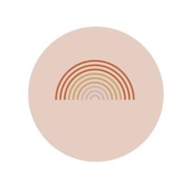 Stickers | Rainbow  - 5 stuks