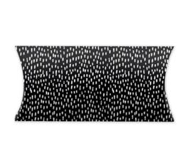 Gondeldoosje | Dots (zwart/wit)