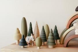 SABO Concept - Bomen set 10 stuks