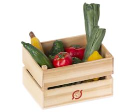 Maileg - Groenten en fruit in kist