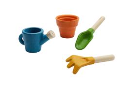Plan Toys - Houten tuinier set