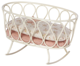 Maileg - Wiegje met slaapzak | Roze