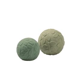 Natruba - Sensory Ball Set Leaf - Green | Speelballen