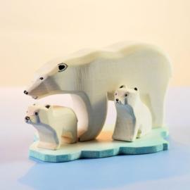 Bumbu Toys - IJsberen set