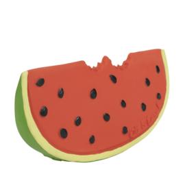 Oli&Carol - Watermeloen bijtspeeltje