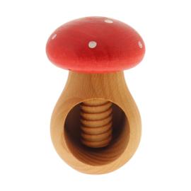 Hofmeister - Notenkraker paddenstoel rood