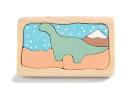 Bumbu Toys - Dinosaurus puzzel