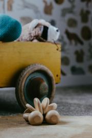 Plan Toys - Baby auto naturel