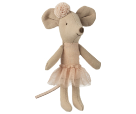 Maileg - Kleine zus muis ballerina