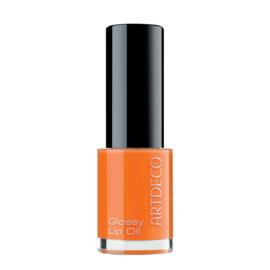 Glossy lip oil ORANGE