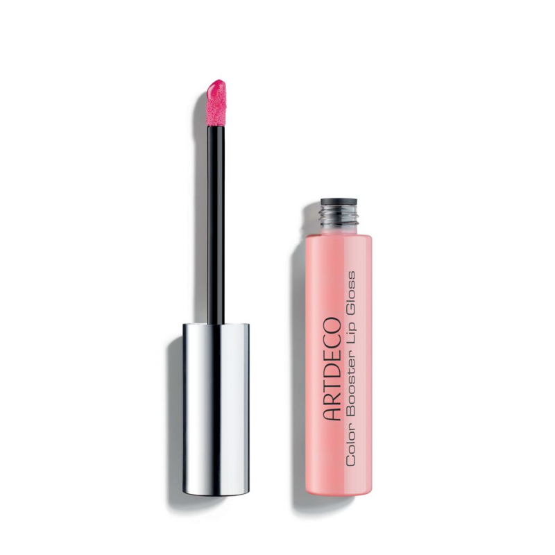 Color booster lipgloss