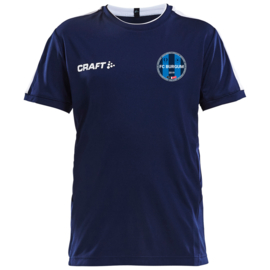Craft T-shirt Progress Dames (FC Burgum)