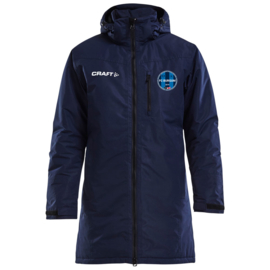 Craft Parka Winterjas Dames (FC Burgum)
