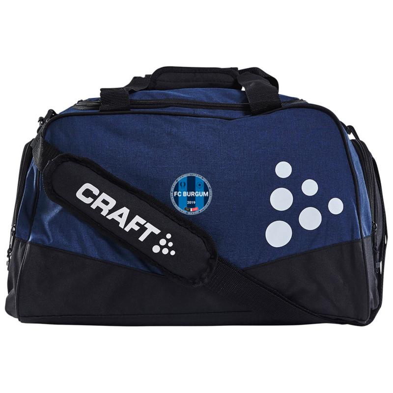 Craft Sporttas met zijvak Medium (FC Burgum)