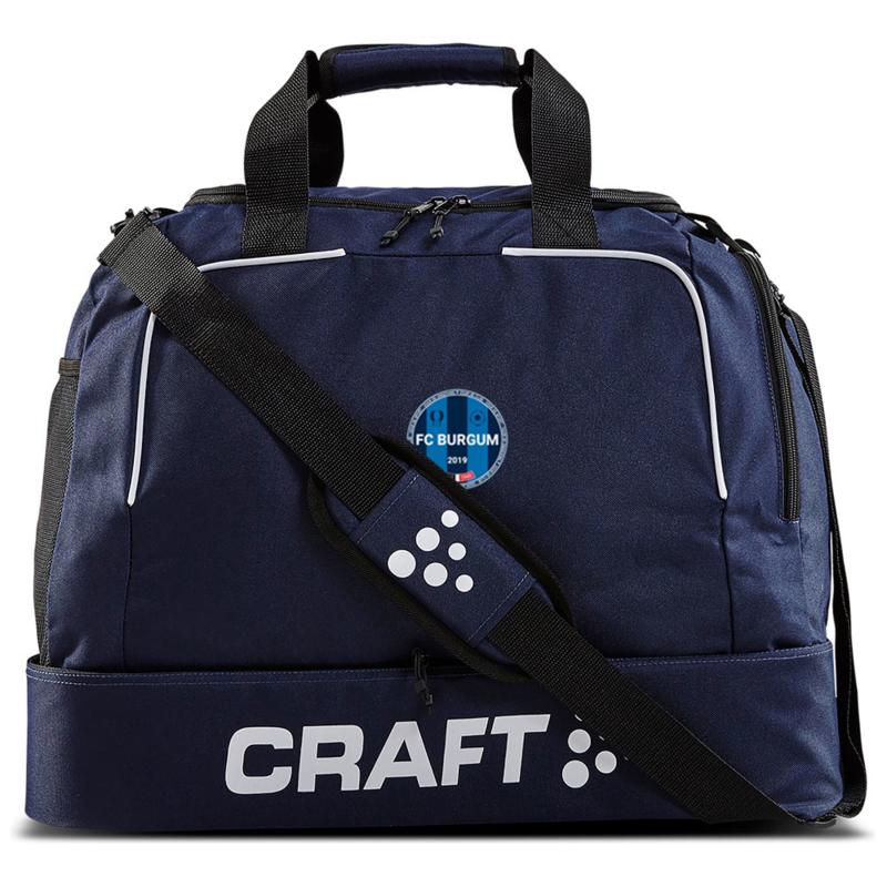 Craft Sporttas met Bodemvak Medium (FC Burgum)