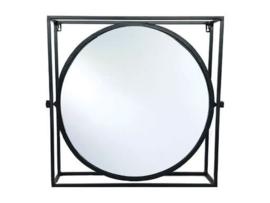 Spiegel, rond, diameter 50 cm