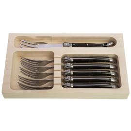 Tapas vorkjes , set van 6