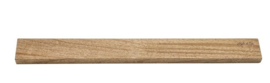 Magnetisch messenrek Acaciahout , 50 cm