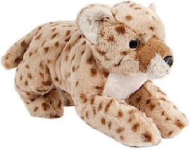 Verzwaringsknuffel luipaard