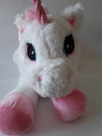 Verzwaringsknuffel unicorn