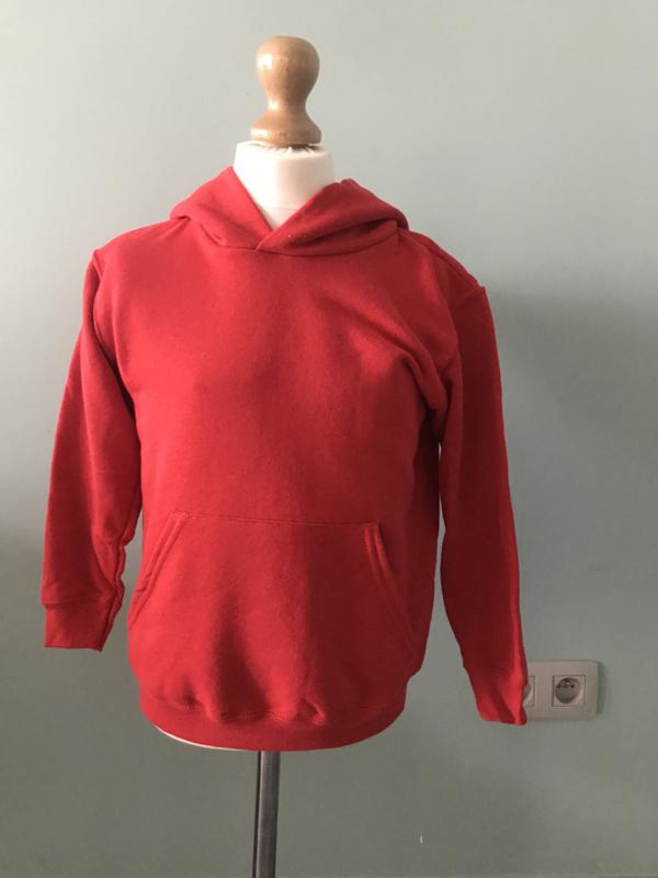 Sweater met kap kind
